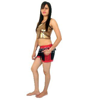 High Waisted Women Shorts