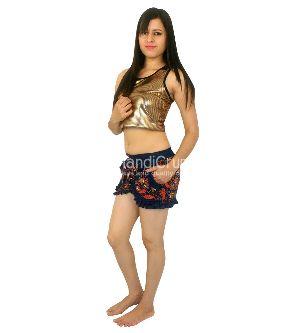 Women's Mandala Printed High Waist Summer Short