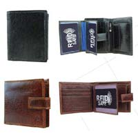Leather wallet with Loop