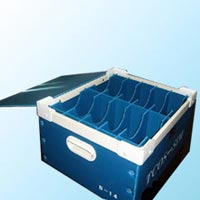 Plastic Corrugated Recyclable Crates