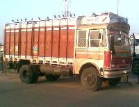 Truck Body Side View