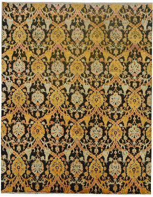 Handmade Wool Silk Carpets