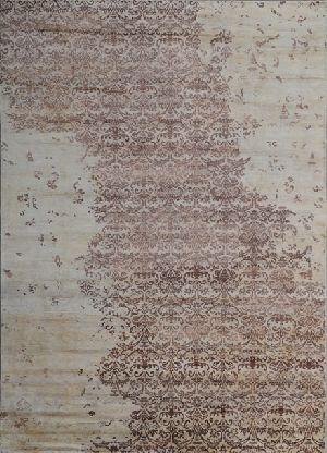 Bamboo Wool Silk Modern Design Carpets