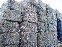 PET Bottle Scrap Bales