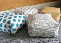 box floor cushions