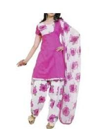 Cotton Printed Salwar