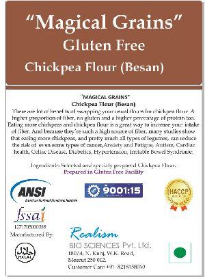 Gluten Free ChickPea Flour (Besan)