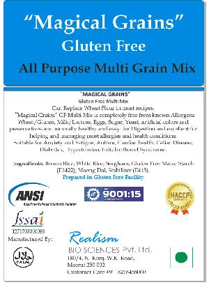 Gluten Free Multi Mix Flour
