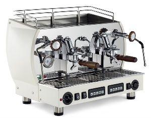 Altea Wood Espresso Coffee Machine