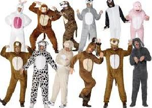 Animal Dress Rental Services