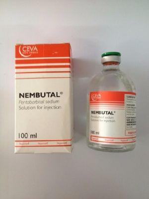 NEMBUTAL LIQUID 250ML