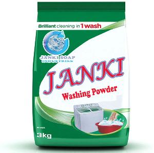 Janki Washing Powder