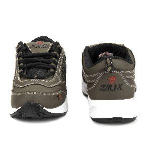 Zx 1 Mens Mahendi & Black Shoes