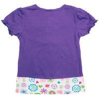 New-round-collar-shirt-sleeve-blouse