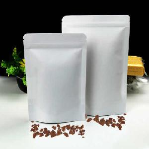 Agglomerated coffee Pouches