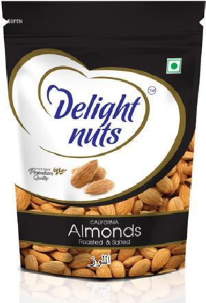 Almond-roasted