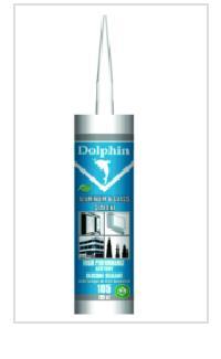 Dolphin Aluminum SILICONE SEALANT