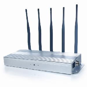 CDMA GSM 3G Cell phone Mobile WiFi RF Signal Jammer 6 Antenna