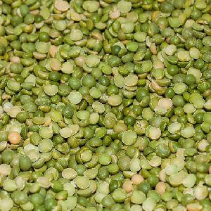 Whole & Split Green Lentils