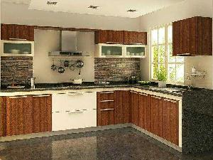 Stylish Modular Kitchen Interior Designing Services