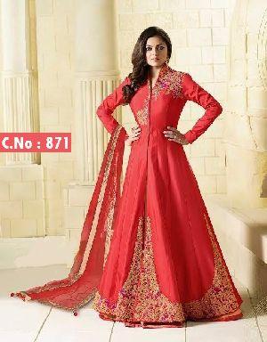 Designer Wedding Wear Anarkali Suit