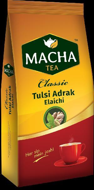 Macha Tea Classic Tulsi Adrak Elaichi