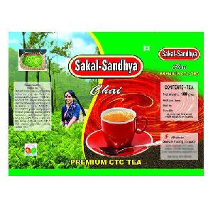 100 gm Premium CTC Natural Tea