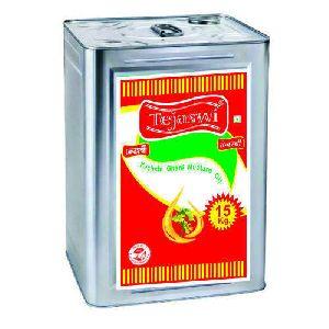 15 Kg Mustard Oil Tin