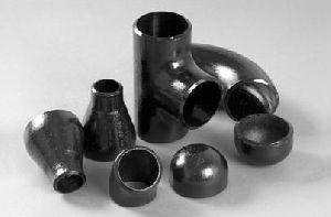 Carbon Steel Butt Welded Pipe Fittings