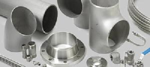 Stainless Steel Seamless Welded Pipe Fittings