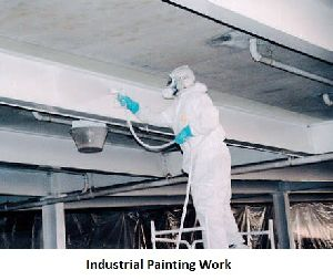 Industrial Painting Work