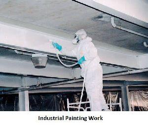 Industrial Painting Work