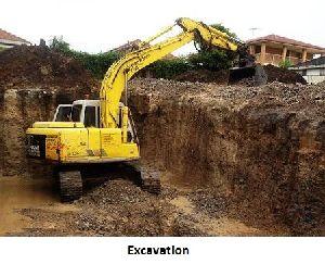 Land Excavation Work