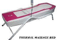 Half Body Jade Stone Thermal Massage Bed