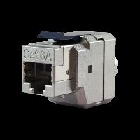 Cat6a Shielded Keystone Jacks