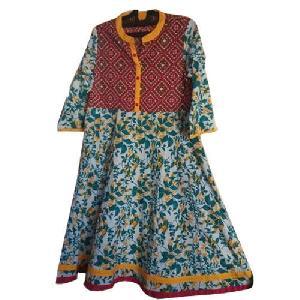 Casual Wear Anarkali Suits