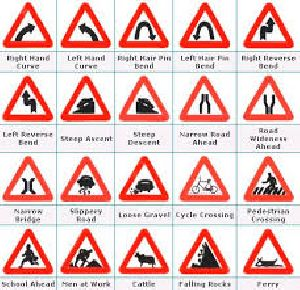 Traffic Sign Boards