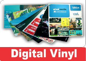 Digital Vinyl Printing Service