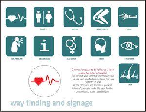 Hospital Signages