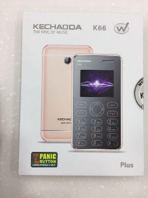 Kechaoda K66 Plus Dual Sim Camera Bluetooth