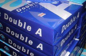 A4 Copy Paper / Double A Copy Paper / White A4 Paper 80 Gsm (210mm X 297mm)