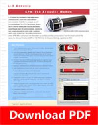Acoustic Control Systems