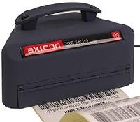 Axicon PC 7000 barcodes