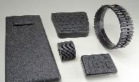 Special Texture Rubber Parts