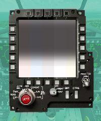 Flat Panel Control Display