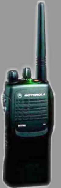 Motorola Ht Two-way Radio
