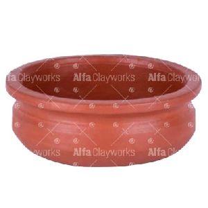 Terracotta Clay Biryani Handi Pot / Cooking Pot