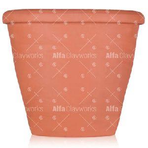Terracotta Clay Flower Pot