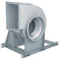 Backward Curved High Pressure Composite Fans