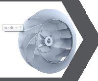 Backward Inclined BIM fan